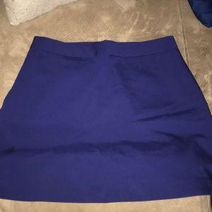 EXPRESS Navy Skirt